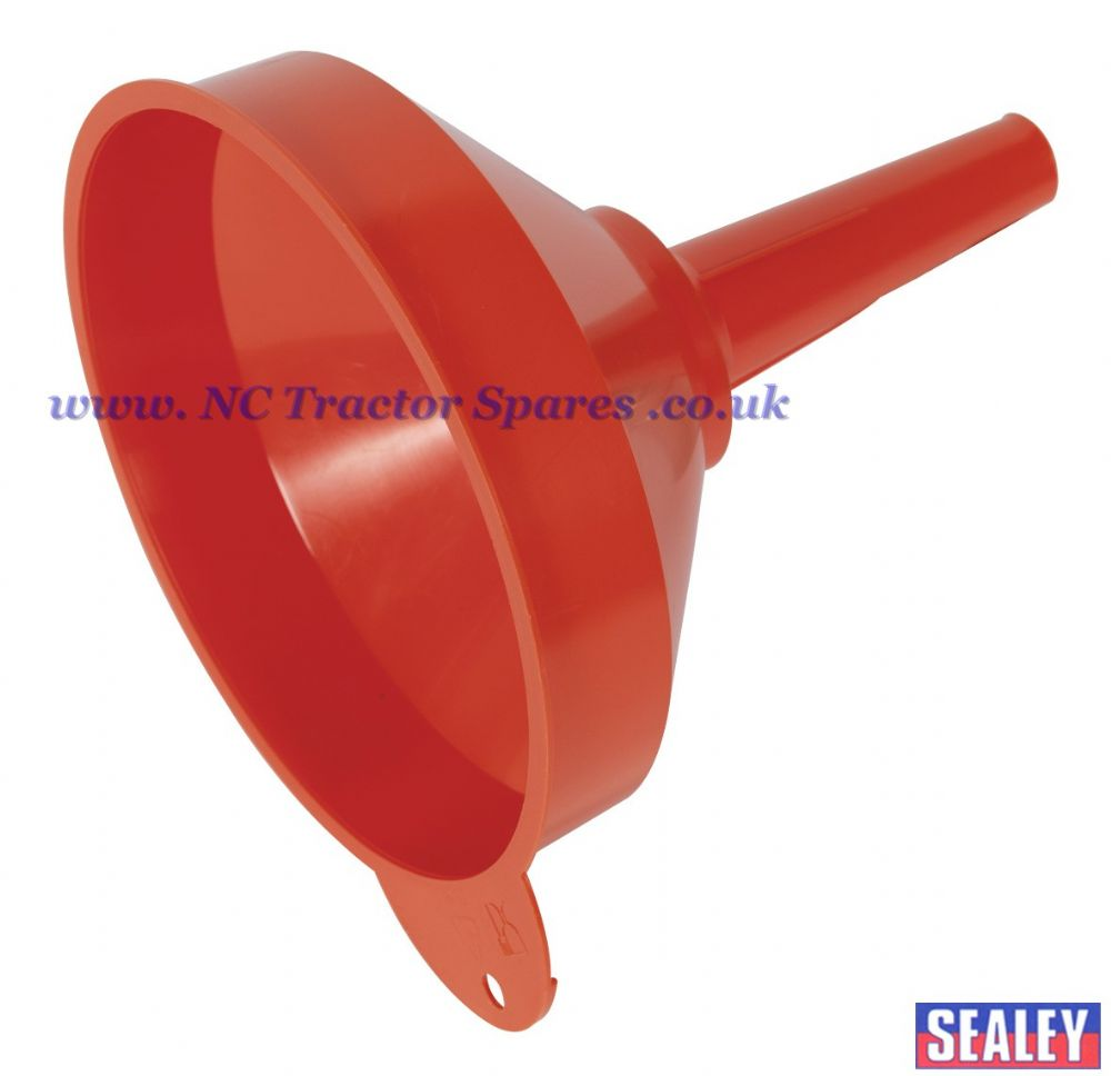 Funnel Medium 200mm Fixed Spout with Filter